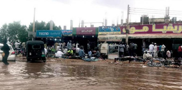 Flash Floods Kill 54, Destroy 37,000 Houses in Sudan