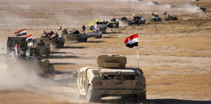 Iraqi Army Launches New Security Campaign in Anbar Desert