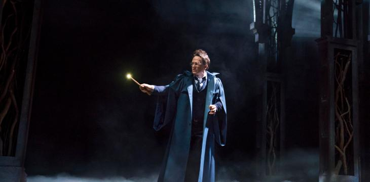 Harry Potter Brought Him to Broadway. Now His Work is Everywhere.