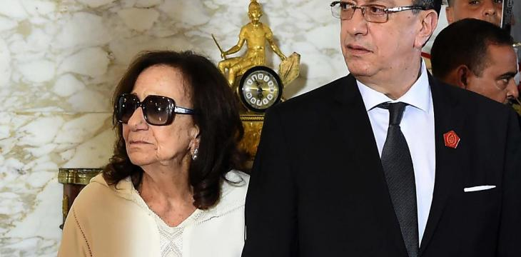 Widow of Late Tunisia Leader Essebsi Dies as Presidential Poll Opens