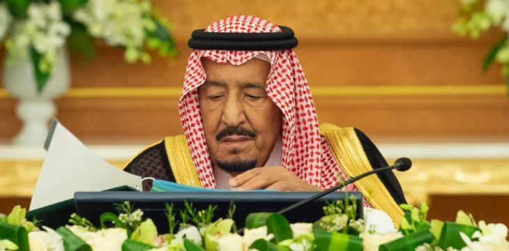 King Salman to Kuwait Emir: Saudi Arabia Capable of Overcoming Terrorist Attacks