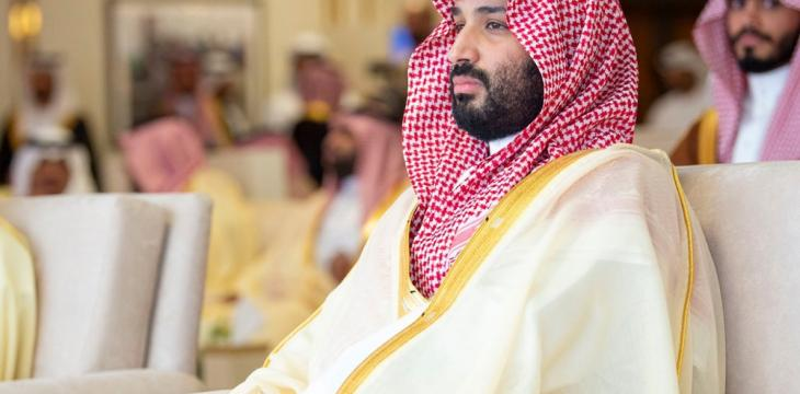 Saudi Crown Prince Receives Telephone Call from US Defense Secretary