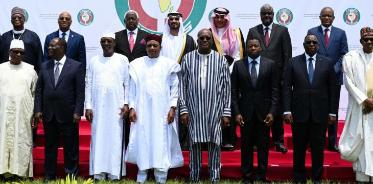 West Africa Leaders Pledge $1 Bln to Counter-terrorism Efforts