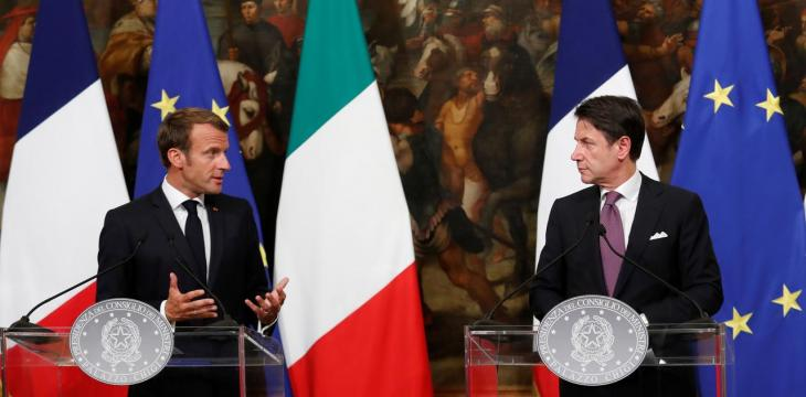 Italy, France Agree Migrants Must Be Distributed around the EU
