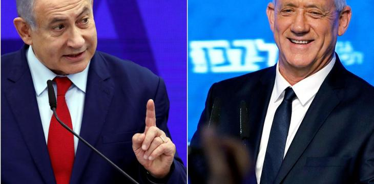 Arab Lawmakers Endorse Gantz, Giving him an Edge over Netanyahu