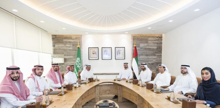 UAE-Saudi Coordination Council Holds Follow Up Meeting of Joint Initiatives