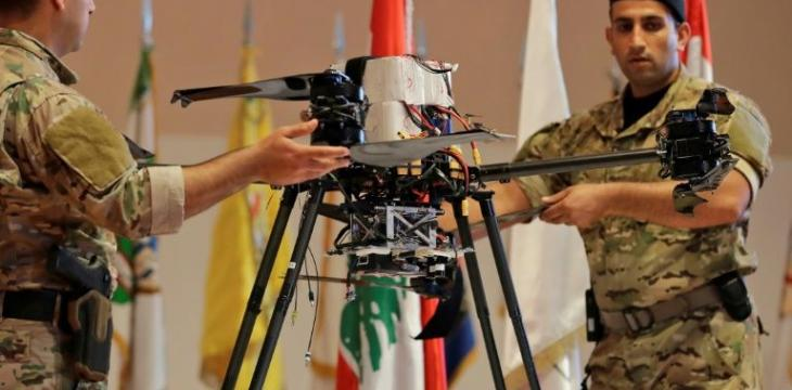Lebanese Army: Israel Sent Drone over Hezbollah Area in Beirut