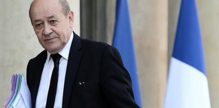 French Foreign Minister to Snub France vs Turkey Euro 2020 Qualifier