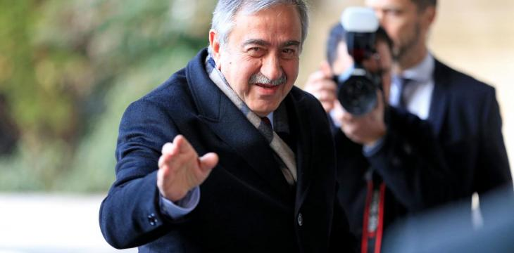 North Cyprus Head Stands Firm in Row over Turkey Criticism
