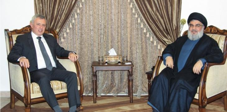 Nasrallah, Franjieh Call for Direct, Official Dialogue with Damascus