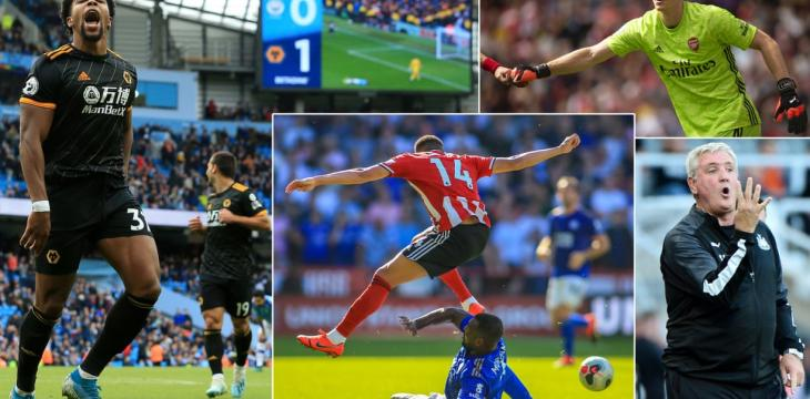 Premier League: 10 Standout Statistics From the Season so Far