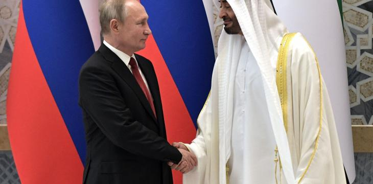 UAE, Russia Ink Several MoUs, Agreements during Putin Visit
