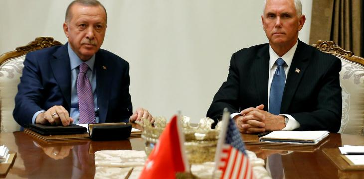 Turkey Gives Syria's Kurds 120 Hours to Withdraw in US-Brokered Deal