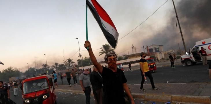 Results of Probe into Violence against Iraqi Protesters Expected Monday