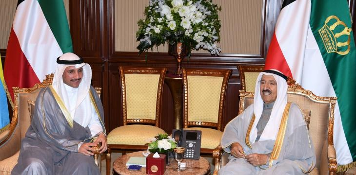 Kuwait Emir Calls for Boosting Stability, Deriving Lessons from Regional Developments