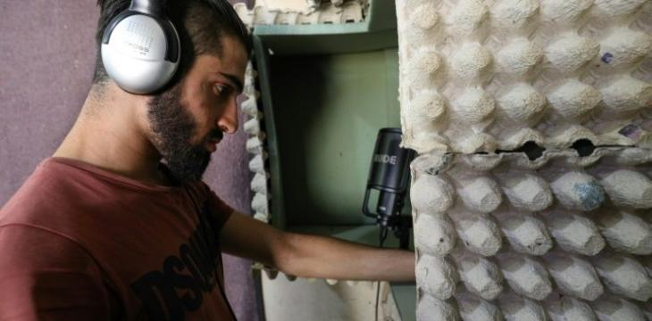 Syria Rapper Shines Light on Idlib Woes
