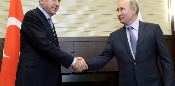 Russia, Turkey Agree to Share Control of Northeastern Syria