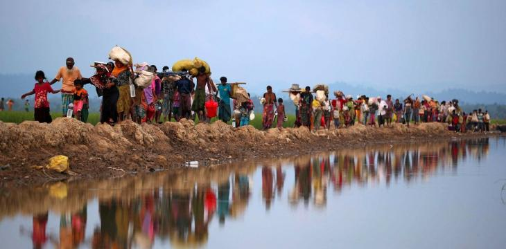 UN Mission Head Says Risk of Genocide Recurring in Myanmar
