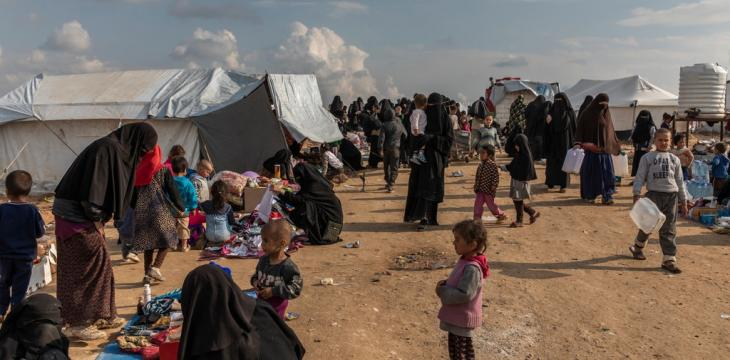Desperate Pleas to Free Women, Children from ISIS Camps in Syria