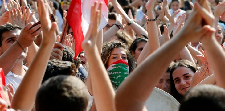 Hopes of Young Lebanese to Escape Sectarianism Put to Test