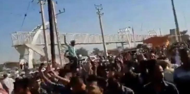 Thousands Protest in Southwest Iran after Activist's Death