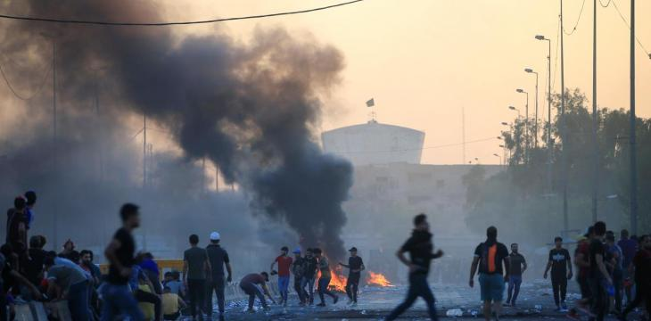 Iraq: Committee to Investigate Tear Gas Used in Protests