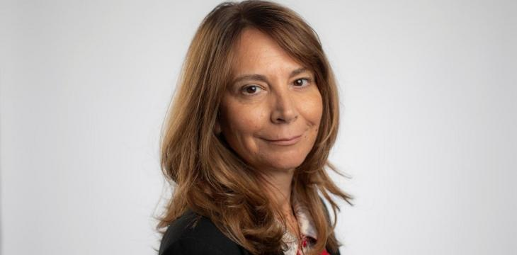 Lebanon's Roula Khalaf Picked as Financial Times First Female Editor