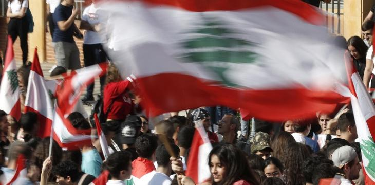 Lebanese Man Killed as Enraged Protesters Take to Streets after Aoun Speech