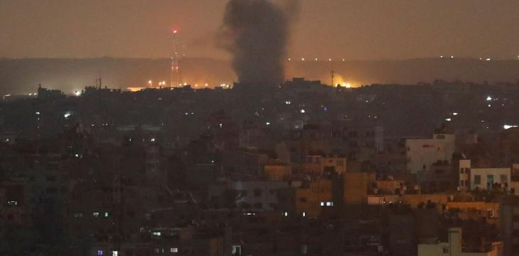 Ceasefire Takes Effect in Gaza as Israeli FM Warns Militants