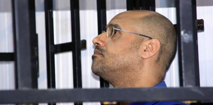 Libyan Activists Refuse to Hand Over Saif al-Islam Gaddafi to ICC