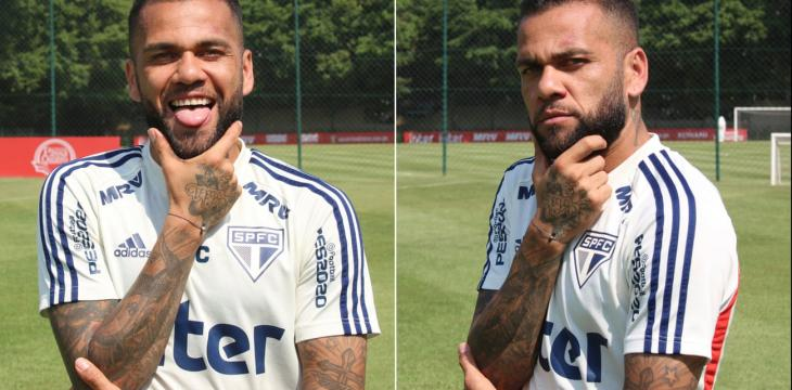 Dani Alves: 'If You Win Without Effort, You Triumph With No Glory at All'