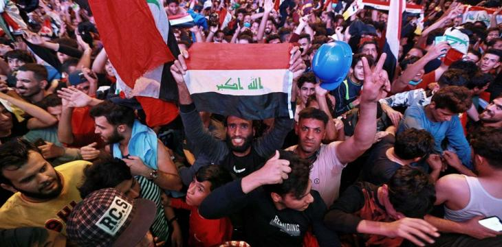 Football Euphoria Brings No Lasting Respite to Iraq Violence