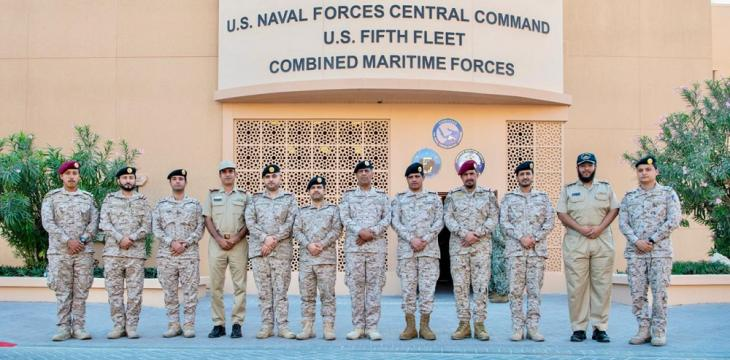 Int'l Maritime Exercise 2019 Concludes with Participation of Saudi Navy