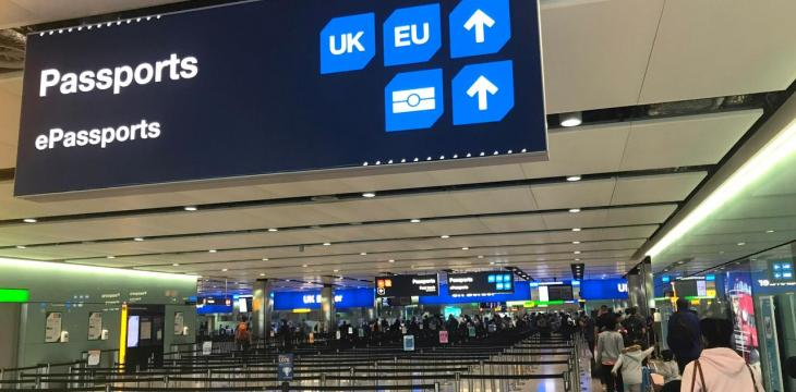 Man Detained at Heathrow Airport to Appear in Court on Terror Charges