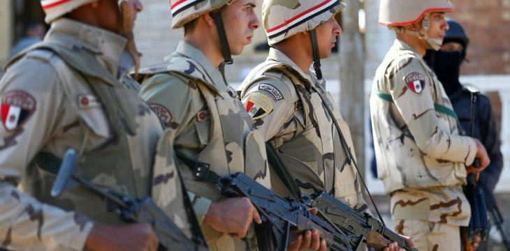 Egypt Sentences Libyan Terrorist to Death for Killing 11 Policemen