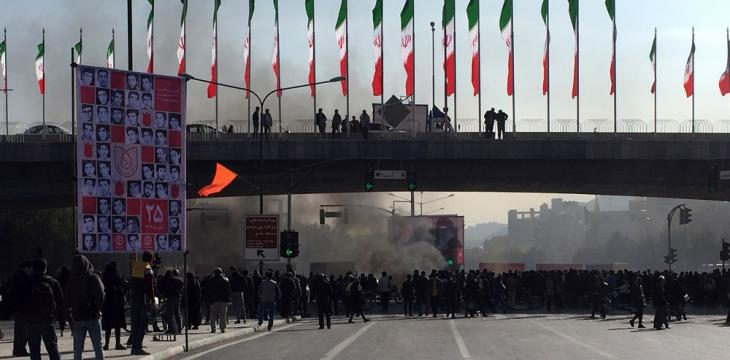 Explained: Iran Gas Price Protests Quickly Turn Violent
