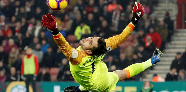 Lukasz Fabianski Was Once Ridiculed but West Ham Look Lost without him
