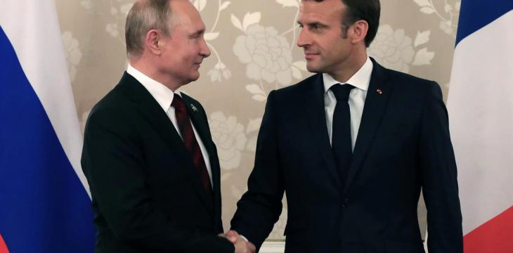 Russia, France Agree on Military Coordination in Syria