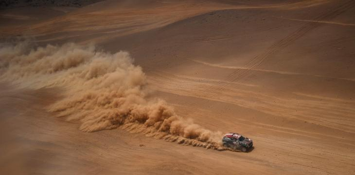 Dakar Rally 2020 Route in Saudi Arabia is Unveiled