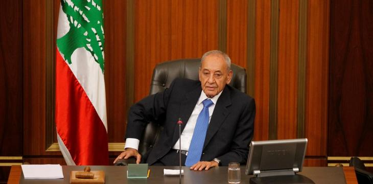 Lebanon's Speaker Invites MPs to Meet on Returning Stolen Funds