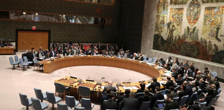 Security Council Members Criticize US on Israel Settlements