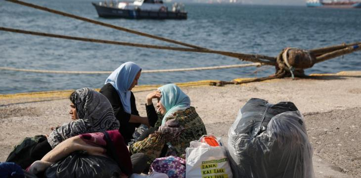Greek Minister: Turkey Needs to End 'Blackmail' for Migrant Aid