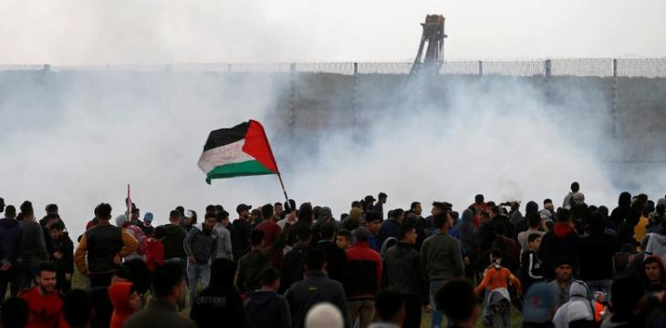 Gaza Border Protests Resume After 3-Week Pause