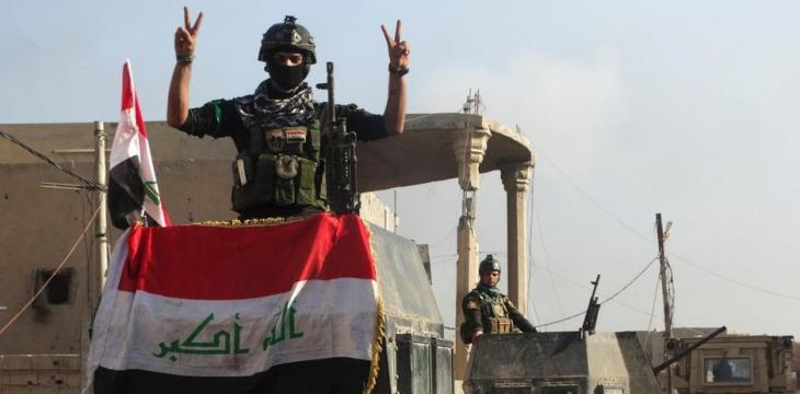Iraq Authorities Launch Military Operation against ISIS in 4 Provinces