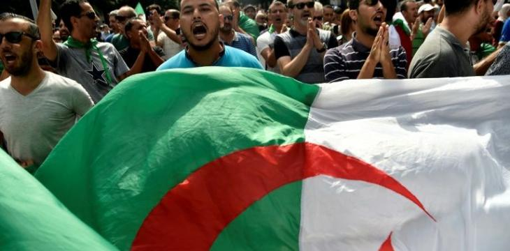 Algerian Army Sees Vote as Way Back to Shadows: Analysts