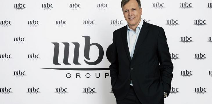 Marc Antoine d'Halluin Named New MBC Group CEO