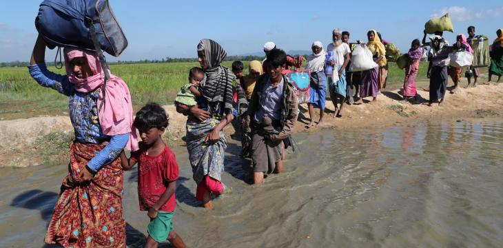 Rights Groups Launch Myanmar Boycott ahead of Hague Genocide Hearings