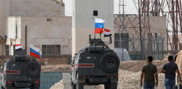 Russian Forces Enter Syria's Raqqa after US Pullback
