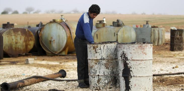Damascus Allows Establishment of Two Oil Refineries