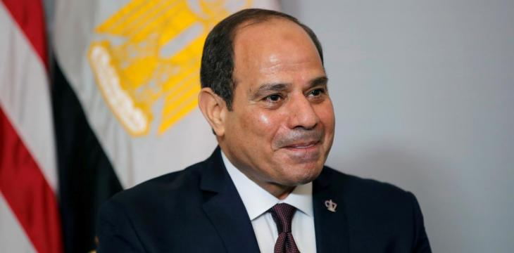 Egypt's Sisi Urges Decisive Action against States Backing Terrorism